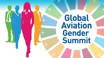 CAAi Discuss Diversity and Inclusion at the ICAO Global Aviation Gender Summit