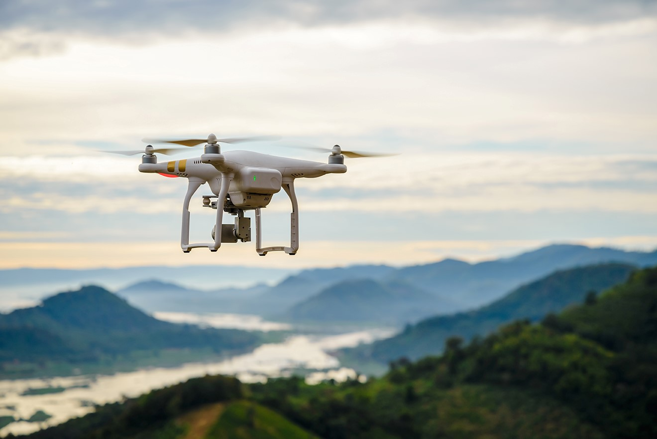 CAAi to draft drone regulations for Thailand